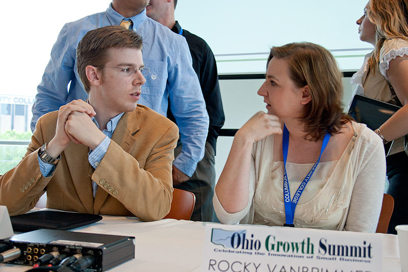 andrewandamy Ohio Growth Summit 2010